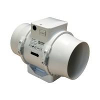 Dalap AP 125 S ventilátor do potrubí s vypínačem