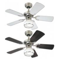 Stropní ventilátor se světlem Westinghouse 72415 - Princess Radi