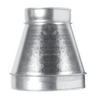 Redukce RM  80/100mm kovová Zn