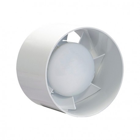 Dospel Euro 1 ventilátor do potrubí Ø 100 mm