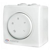 Regulátor otáček ventilátoru RS-2.5-PS na omítku do 520W