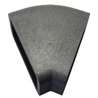 Izolace pro 45st. čtyřhranné PVC koleno, 220x90mm