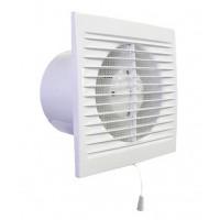 Ventilátor Dalap 100 PT LZ - vyšší výkon, ložiska, časovač, tahový spínač