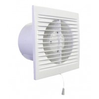 Ventilátor Dalap 150 PT LZ - vyšší výkon, ložiska, časovač, tahový spínač