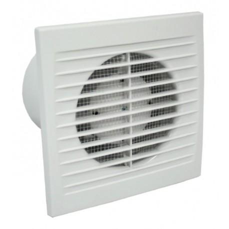 Ventilátor Dalap 125 PT ZW ECO - úsporný a tichý, časovač, hydrostat