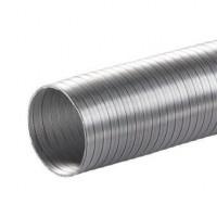 Flexibilní  potrubí ALU 125/6 m trubka flexi