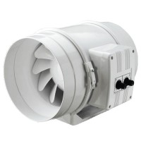 Dalap AP 125 T Ventilátor s termostatem
