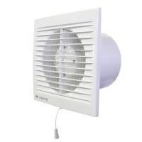 Ventilátor do koupelny Vents 125 SV - s tahovým spínačem