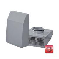 Odtahový ventilátor Dalap VIT 150 na fasádu venkovní