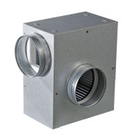 Ventilátor radiální do potrubí SPV 200 tichý