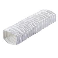Flexi potrubí plastové čtyřhranné Polyvent - 110x55 mm/1,5m