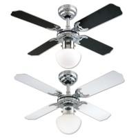 Stropní ventilátor se světlem Westinghouse 78321 - Portland Ambi
