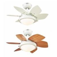 Stropní ventilátor se světlem Westinghouse 72471 - Colosseum