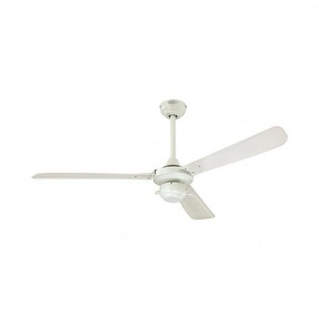 Stropní ventilátor Westinghouse 72423- Mountain Gale bílá