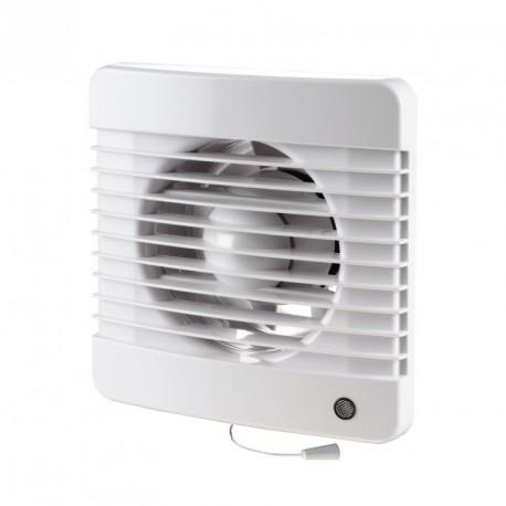 Ventilátor Dalap 150 Grace - vyšší tlak s tahovým spínačem