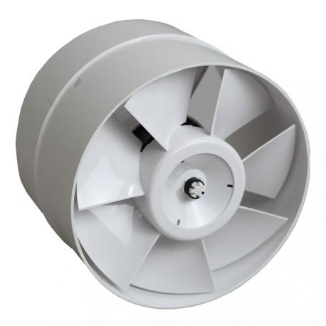 Potrubní ventilátor Vents 125 VKO L TURBO, ložiska + větší výkon