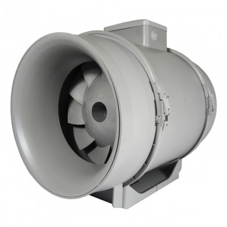 Profesionální ventilátor do potrubí Dalap AP PROFI 100 s vypínačem