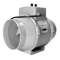 Profesionální ventilátor do potrubí Dalap AP PROFI 100 T s termostatem