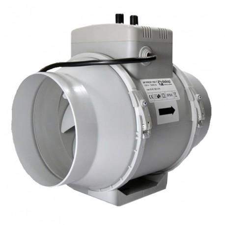 Profesionální ventilátor do potrubí Dalap AP PROFI 315 T s termostatem