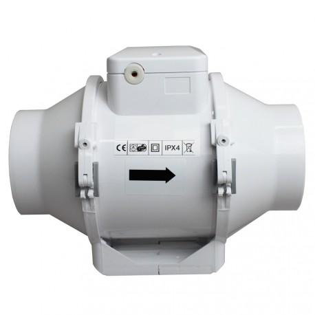 Profesionální ventilátor do potrubí Dalap AP PROFI 200 Z s časovačem