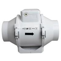 Profesionální ventilátor do potrubí Dalap AP PROFI 250 Z s časovačem