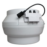 Ventilátor s teplotním čidlem DALAP Turbine P 315 T vyšší výkon