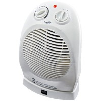 Teplovzdušný ventilátor FK1/0 1000W / 2000W s natáčením