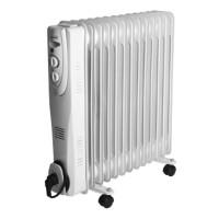 Olejový radiátor FKOS13 - 1000W / 1500W / 2500W, 13 článků