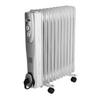 Olejový radiátor FKOS11 - 800W / 1200W / 2000W, 11 článků