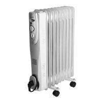 Olejový radiátor FKOS9 - 600W / 900W / 1500W, 9 článků