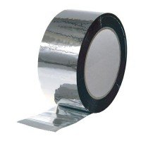 Lepící páska hliníková TA 48/50 AL 100°C, 1 metr