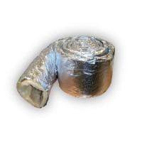 Izolace potrubí návlek Ø125 mm / 10m