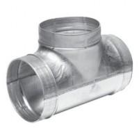 Rozbočka TM 125mm kovová Zn