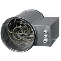 Elektrický ohřívač vzduchu do potrubí - Ø200 mm / 5,1 kW