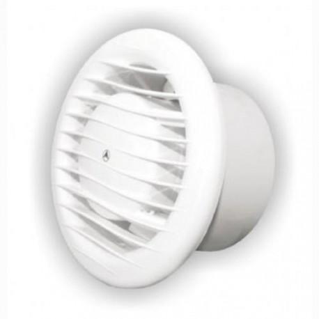 Kruhový koupelnový ventilátor DOSPEL NV 10 - kuličková ložiska