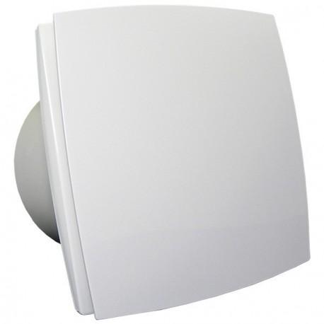 Ventilátor Dalap 100 BF - bílý - vysoký výkon, kuličková ložiska