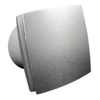 Ventilátor Dalap 125 BFAZ - hliníkový, vysoký výkon, časový spínač