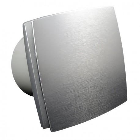 Ventilátor Dalap 125 BFAZW ECO - hliník. ,tichý , časov. ,hydro.