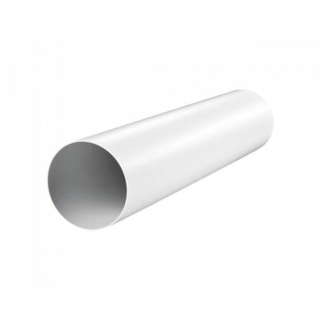 Vzduchotechnické potrubí kruhové plastové Ø125mm/0,5m