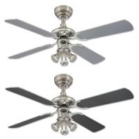 Stropní ventilátor se světlem Westinghouse 78622 - Princess Euro
